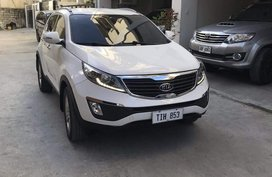 Selling Kia Sportage 2011 in Manila