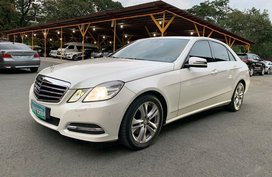 Selling Mercedes-Benz E-Class 2011 in Manila