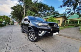 Sell 2018 Toyota Fortuner in Manila