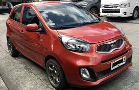 Sell 2015 Kia Picanto in Pasig
