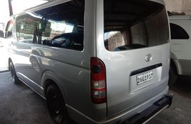 Sell 2017 Toyota Hiace in Quezon City