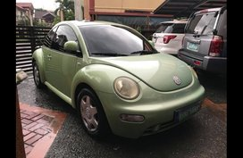 Sell 2000 Volkswagen Beetle in Quezon City