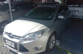 Selling Ford Focus 2017 in Quezon City