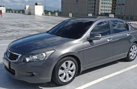 Selling Honda Accord 2009 in Quezon City
