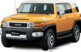 Sell 2020 Toyota Fj Cruiser in Puerto Princesa