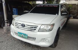 2014 Toyota Hilux for sale in Quezon City