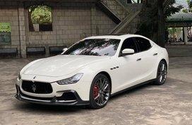 Sell 2018 Maserati Ghibli in Valenzuela
