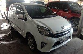 Sell 2017 Toyota Wigo in Quezon City