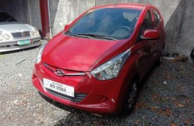 Sell 2017 Hyundai Eon in Quezon City