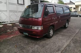Sell 2013 Nissan Urvan in Quezon City
