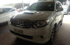 Sell 2015 Toyota Fortuner in Quezon City