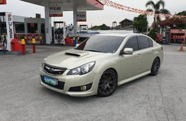 Subaru Legacy 2010 for sale in Manila