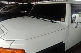 Selling Toyota Fj Cruiser 2016 in Quezon City