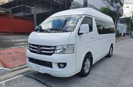Foton View Transvan 2018 for sale in Quezon City