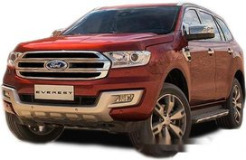 Selling Ford Everest 2020 in Davao City
