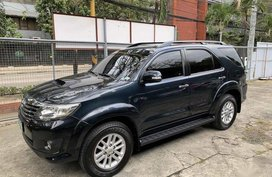 Selling Toyota Fortuner 2014 in Pasig