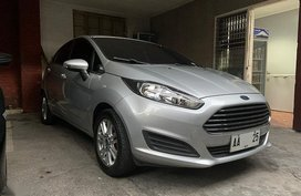 Sell 2014 Ford Fiesta in Quezon City