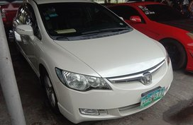 Honda Civic 2008 for sale in Quezon City