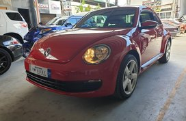 Selling Volkswagen Beetle 2014 in Pasig