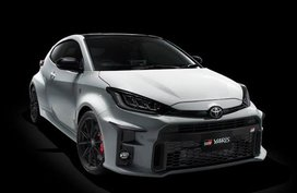 Toyota unveils the new GR Yaris at the 2020 Tokyo Auto Salon