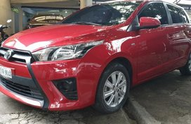 Selling Toyota Yaris 2016 in Manila