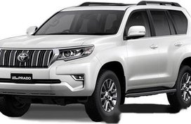 Selling White Toyota Land Cruiser Prado 2020 in Plaridel