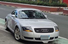 Audi Tt 2002 for sale in Quezon City