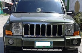 Jeep Commander 2008 for sale in Las Piñas