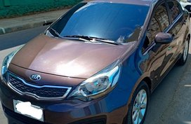 Kia Rio 2014 for sale in Manila