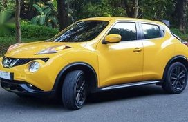 Selling Nissan Juke 2016 in Manila