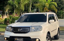 Honda Pilot 2012 for sale in Quezon City
