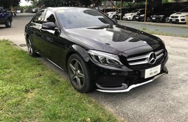 Sell Black 2016 Mercedes-Benz E-Class in Manila