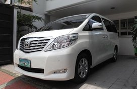 Toyota Alphard 2011 for sale in Quezon City