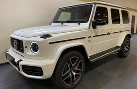 Brand new 2020 Mercedes Benz G63 Amg Full options