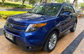 Sell 2014 Ford Explorer in Manila