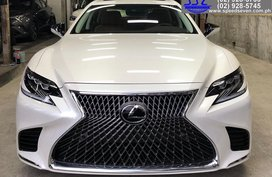 Brand New 2019 Lexus LS500 (US Version)