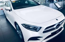 2020 Mercedes-Benz Cls 450 for sale in Manila