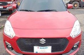 Red Suzuki Swift 2020 for sale in Automatic