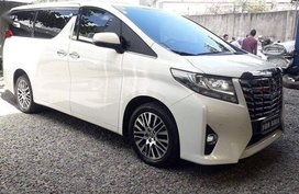 Toyota Alphard 2017 for sale in San Fernando