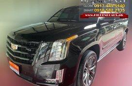 Selling Black Cadillac Escalade 2020 in Manila