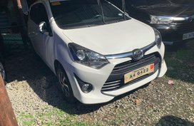 Sell 2018 Toyota Wigo in Quezon City
