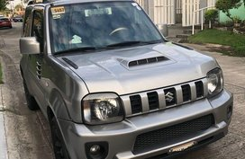Silver Suzuki Jimny 2016 for sale in Manila