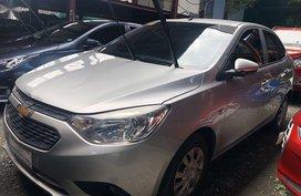 Chevrolet Sail 2017 for sale in Quezon City