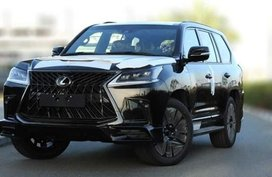Sell 2020 Lexus Lx 570 in Quezon City