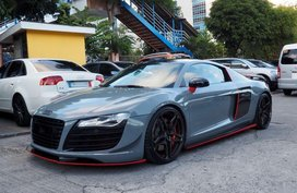 Selling Audi R8 2009 in Pasig