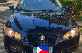 Rush 2009 Jaguar XF for sale full option with casa records