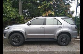 Selling Toyota Fortuner 2015 in Muntinlupa