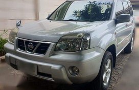 Grey Nissan X-Trail 2006 for sale in Quezon City