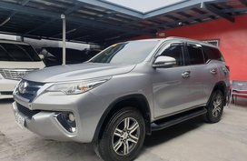 Toyota Fortuner 2017 for sale in Las Pinas
