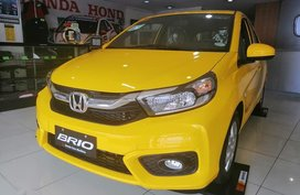 Selling Yellow Honda Brio 0 in Quezon City